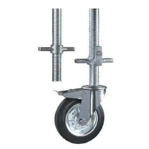 Andamio ruedas con tornillos de ajuste scfdl1 6 8 - Ruedas para andamios ...